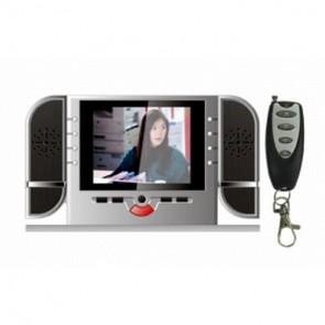 Motion Detection Clock Camera Recorder - IR Clock Camera DVR 16GB Motion Detection Remote Control Day/Night Clock Camera DVR Spy Table Clock