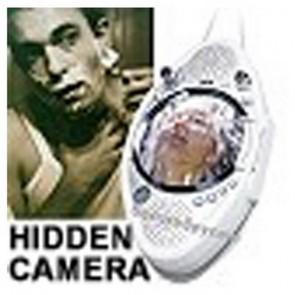 mini spy camera for bathrooms - Splash Proof Shower Radio - Wireless Hidden Camera