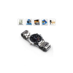 spy cameras - 4GB Sports Watch with Web camera + Digital Video Recorder