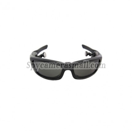 hidden Spy Sunglasses Camera - 8GB Spy Sunglasses with Detachable Earphone + MP3 Player