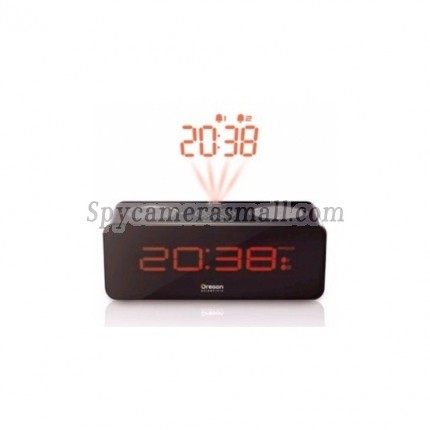 hidden Spy Clock Cameras - Oregon Alarm Clock Radio Hiden HD Spy Camera DVR 1280X720 16GB