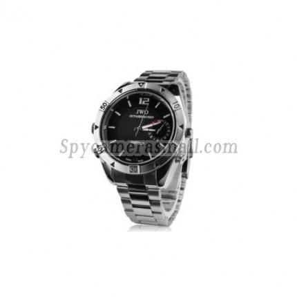 HD hidden Spy Watch Camera - 4GB 720P HD Waterproof Spy Watch Camera