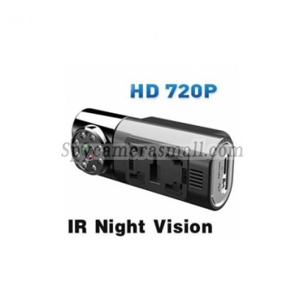"Car Camera DVR Recorder - Car Dash Black Box Camera 2.0"" Vehicle IR Video Recorder"