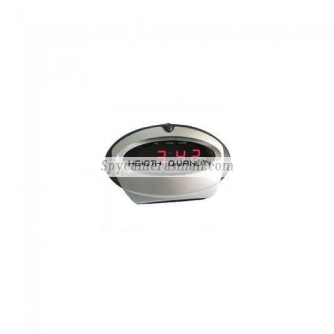 Motion Detection Clock Camera Recorder - LED Clock Camera Video Recorder 16GB Memory