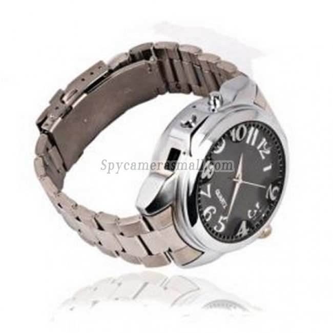 HD hidden Spy Watch Camera - Special Hidden Micro Spy Camcorder Watch with 8GB Memory Built In Hidden Camera