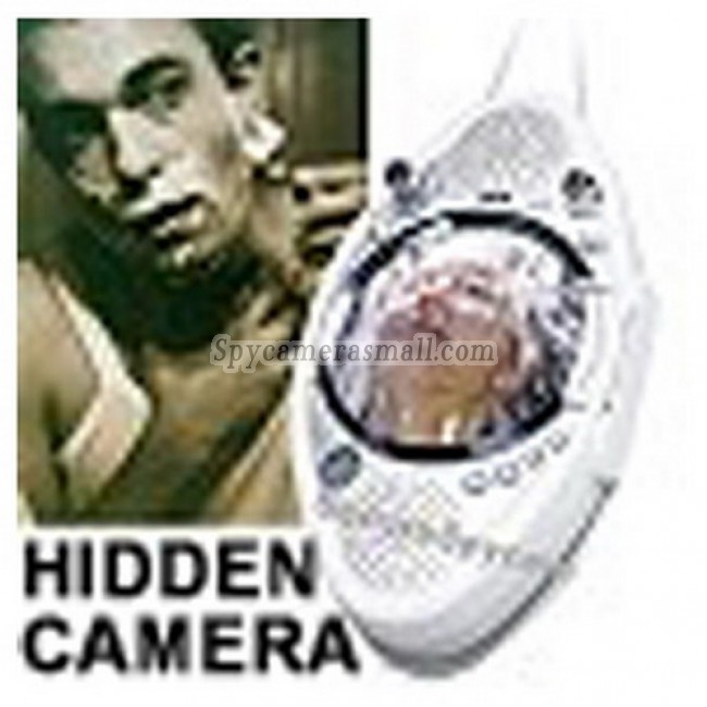 mini spy camera for bathrooms - Splash Proof Shower Radio - Wireless Hidden Camera