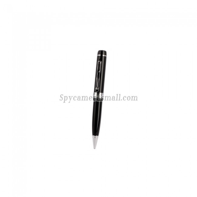 Spy Pen Cameras - HD Spy Pen with Digital Video Recorder + Motion-Activated Video Recording + Switchable Lens Cover (2GB)