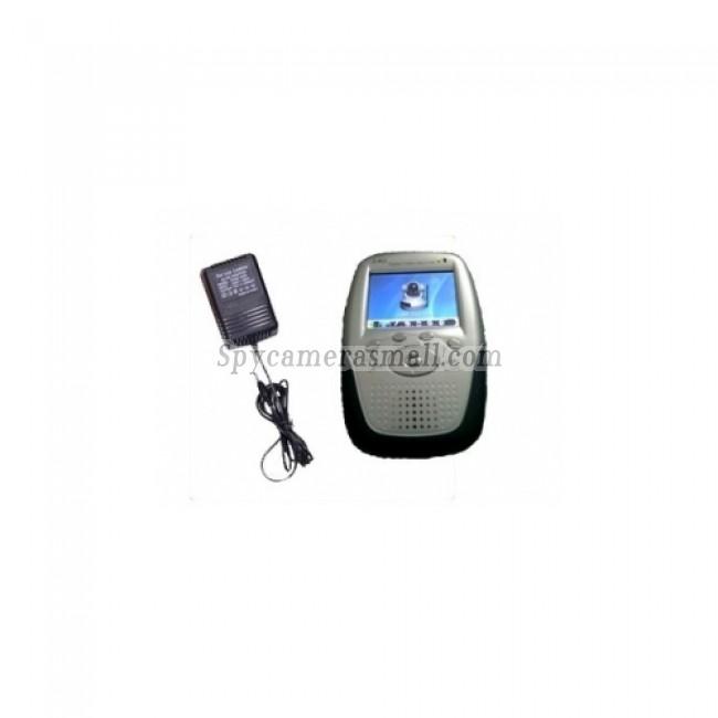 spy camera bathroom - Spy Charger Wireless Camera - Hidden Wireless Camera 2.4GHZ MP4 Player Receiver