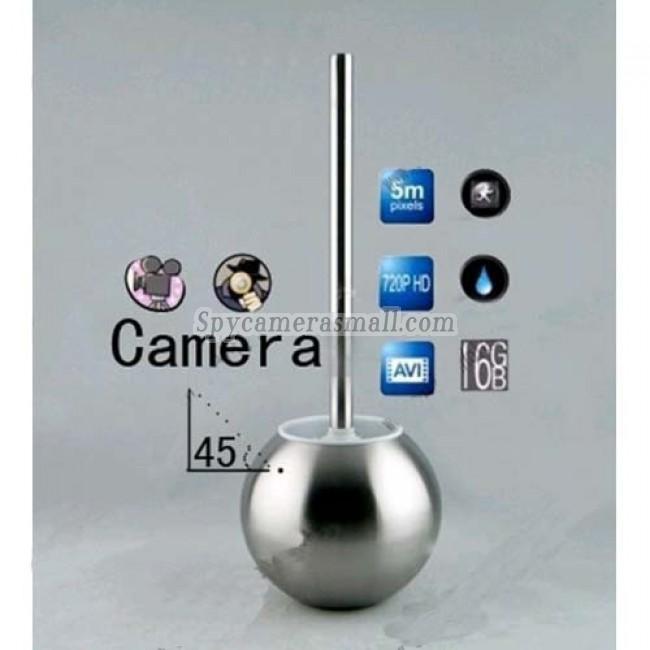 sprzęt szpiegowski z czujnikiem ruchu w Szczotka toaletowa 1080P DVR 32G HD najlepszymi kamery szpiegowskie