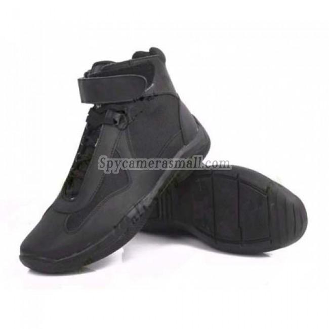 Hidden Spy Shoes Camera with portable recorder - Slip Resistant Men's Sports shoes Hidden HD Spy Camera DVR 720P 16GB