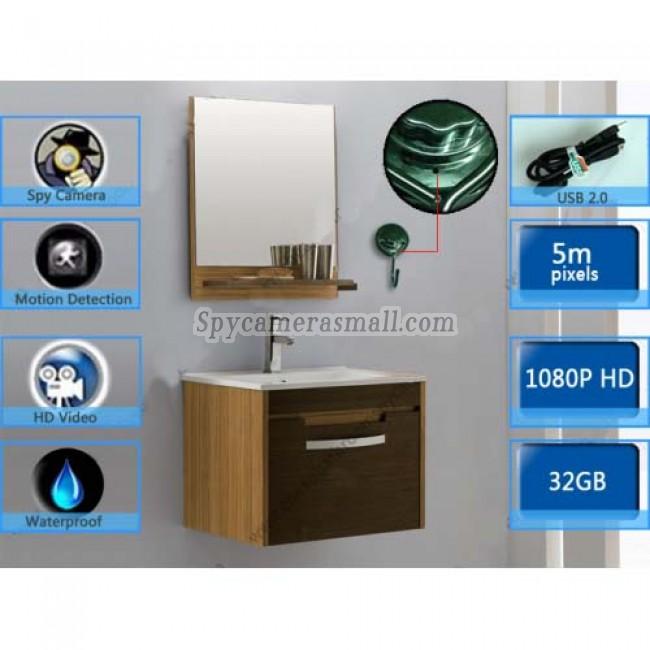 gadżety szpiegowskie z czujnikiem ruchu w wieszak na płaszcze 1080P DVR 32G HD najlepszymi kamery szpiegowskie