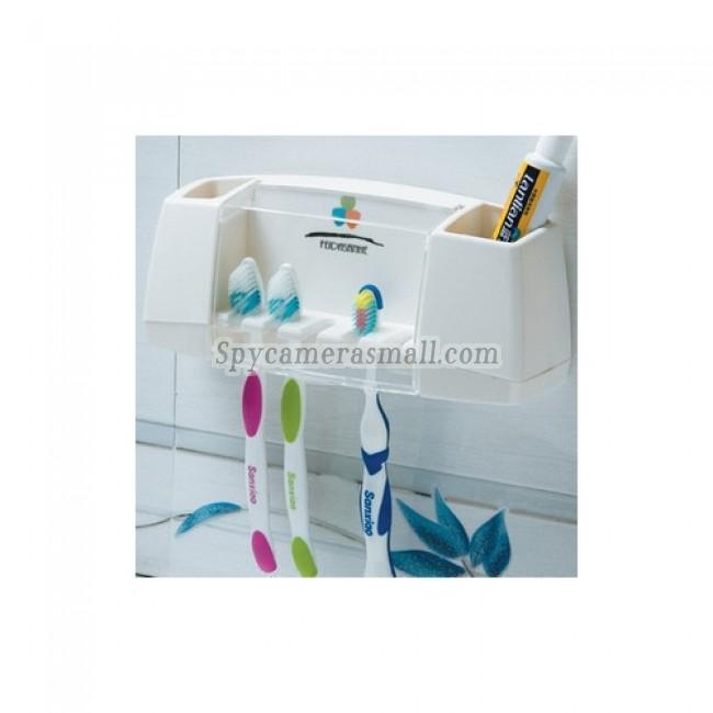 Toothbrush Hidden Bathroom Spy Camera - Motion Activated Bathroom Spy Toothbrush Holder Camera DVR 16GB 1280X720 FULL HD NEW!