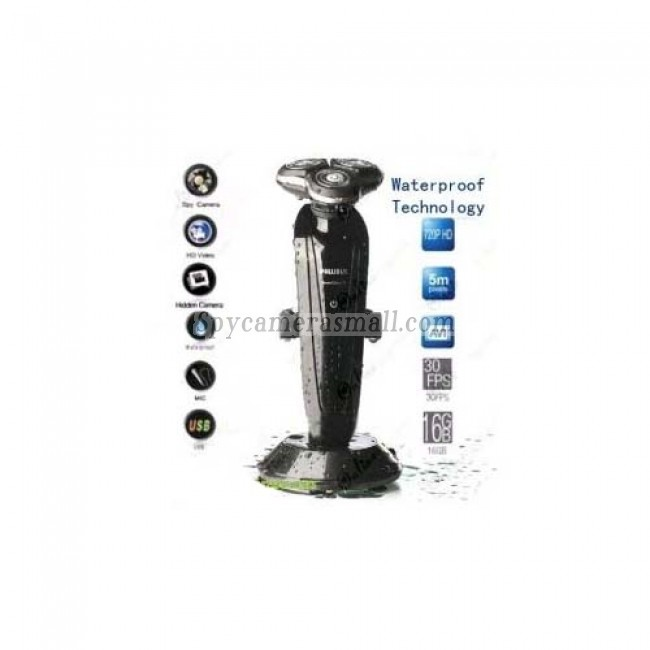 kamera z czujnikiem ruchu w golarce - nowość 720P DVR 16G HD najlepszymi kamery szpiegowskie
