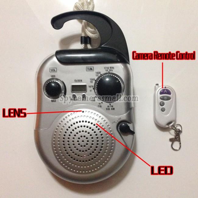 kamerki szpiegowskie z czujnikiem ruchu w radio 720P DVR 16G HD najlepszymi kamery szpiegowskie