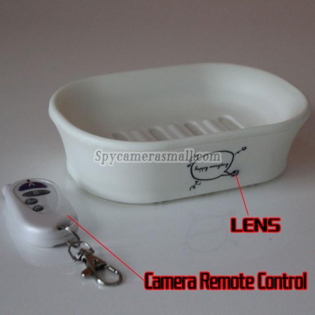 mikro kamery w mydelniczce 1080P DVR 16G HD z czujnikiem ruchu najlepszymi kamery szpiegowskie