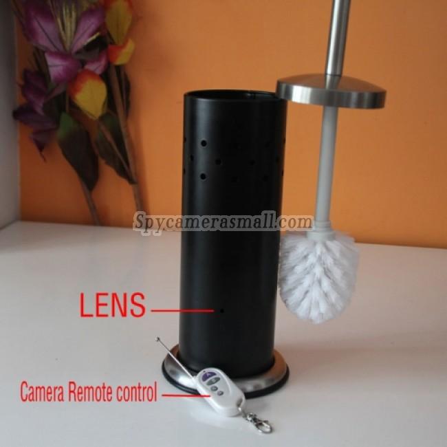 kamerki szpiegowskie z czujnikiem ruchu w Szczotka toaletowa 720P DVR 32G HD najlepszymi kamery szpiegowskie
