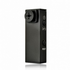 Spy Button Camera DVR - High Definiton 648*480 Spy Button Camera with 4GB Built-in Memory Hidden Camera