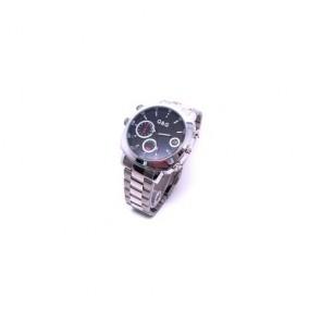 HD hidden Spy Watch Camera - 16GB Internal Memory Waterproof HD Camera IR Night Vision Wristwatch Camera